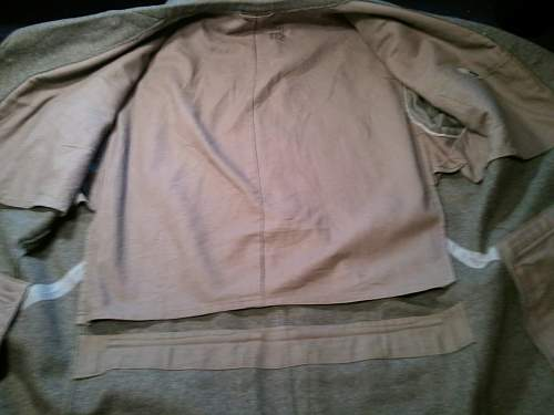Help with identifying a WWII wool jacket