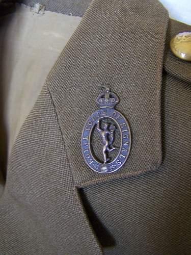 Royal Sigs SD tunic