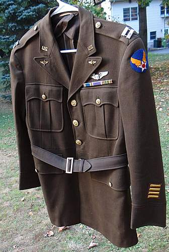 Wwii us aaf officers tunic any input?