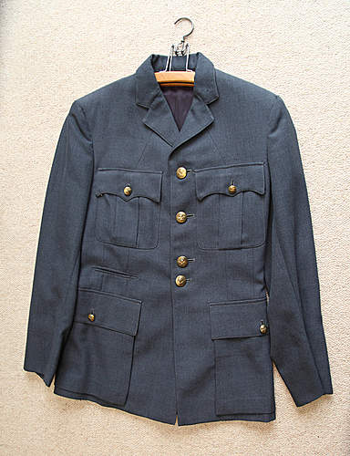 Help with RAF Jacket