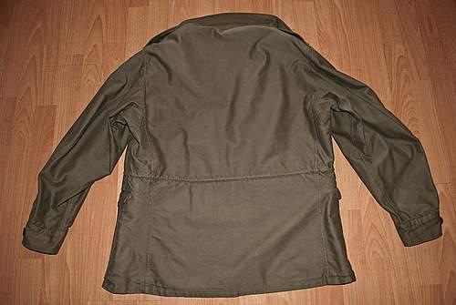 US M-1943 Field jacket