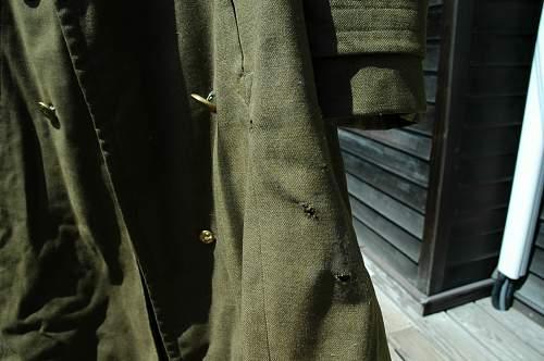 1945 WW2 Overcoat Value?