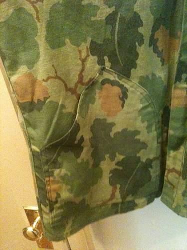 Mitchell Camo jacket?