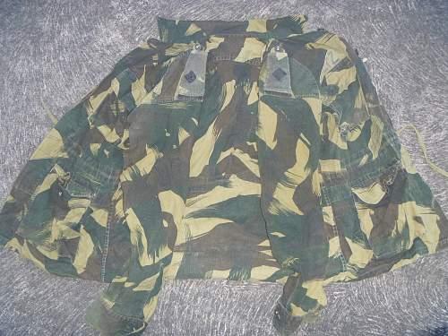 Need help with camo jacket