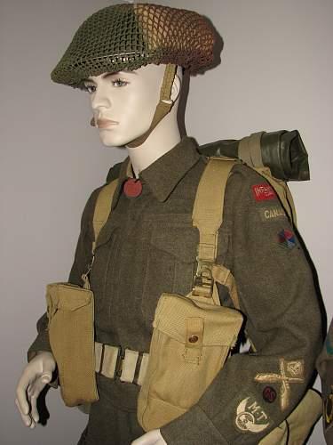 Allied mannequin display