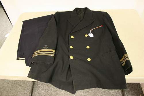 Bunch of Merchant Marine stuff
