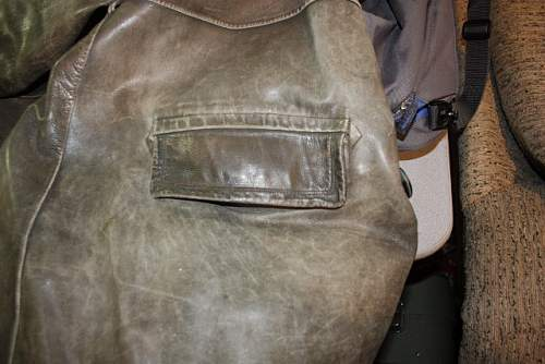 Trying to identify leather coat