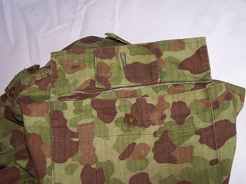 Opinions on e-bay WW2 camo trousers.