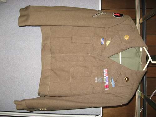 442nd Combat Regimental Team Uniform