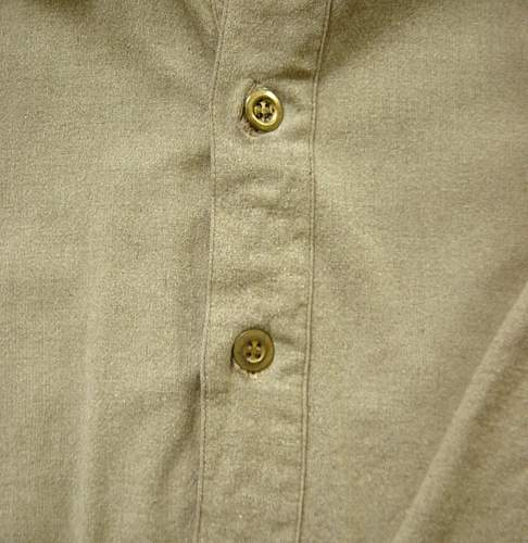 Click image for larger version.  Name:British Other Ranks collorless wool angola shirt 005.jpg Views:169 Size:216.0 KB ID:418622