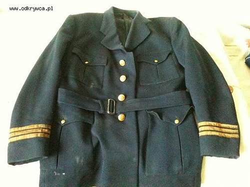 Uniform to identify - Norwegian ???