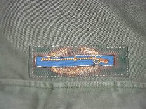Real m43 Field Jacket?