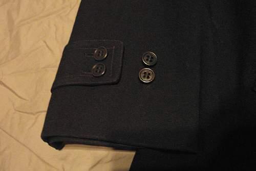 U.S. Navy Coat
