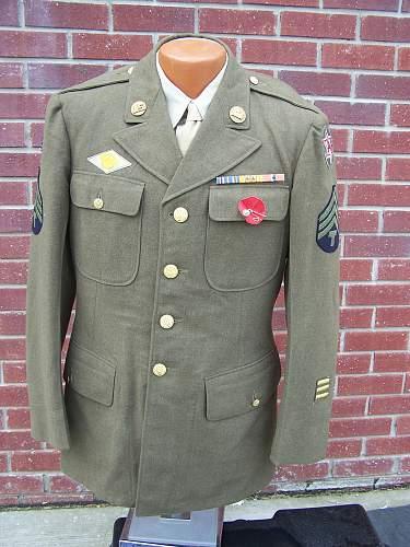 US 77th Infantry Division Uniform Question