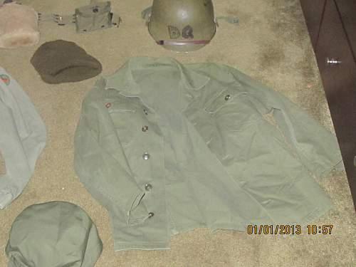 Korean War Uniforms