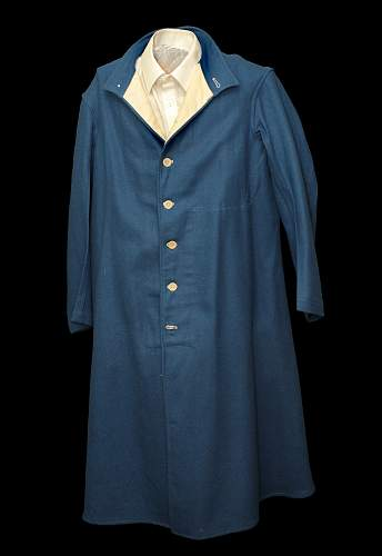 Some British Hospital Blue Uniforms