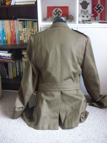 Click image for larger version.  Name:WW2 Australian Officer Tunic Ord. Corps 2nd Lt. 2.jpg Views:330 Size:223.8 KB ID:453513