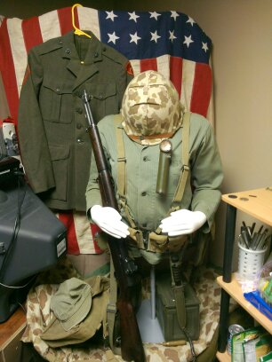 Begining WWII USMC Collection