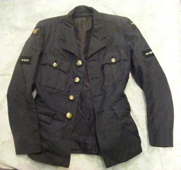 WAAF uniform