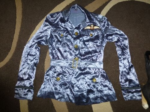 The Scariest piece of militaria ever? - RAF smoking jacket?