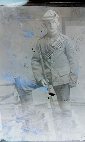 Help needed :) What on earth uniform is this? Boer??