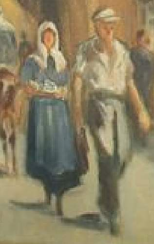 Need help identifying uniforms in Algiers painting