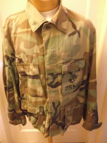 Post WW2 USMC Jacket