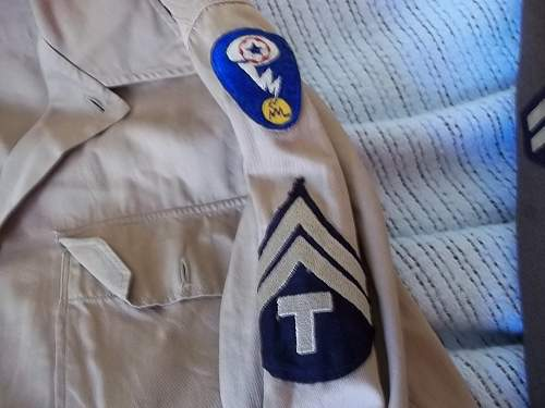 Full Manhattan Project uniform