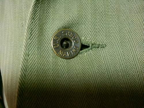 US HBT Uniforms