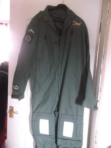 Flight Suit with Surprise