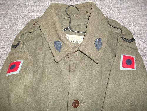 Australian WW2 Manufacturers Serial Numbers