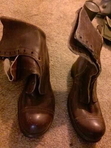 Paratrooper Boots