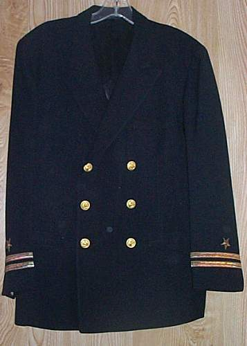 WWII US Navy Jacket Authentic?
