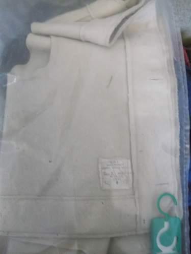 Unknown WW2 Waistcoat