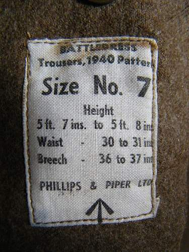 Click image for larger version.  Name:40 pattern trouser label.jpg Views:61 Size:272.6 KB ID:522667