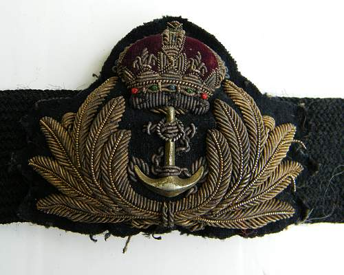 Click image for larger version.  Name:RN reserve cap band detail.jpg Views:653 Size:290.2 KB ID:525924