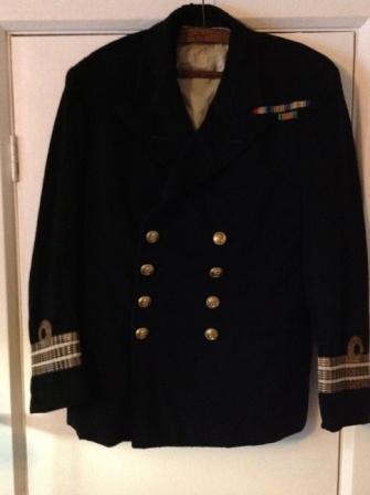 Some Royal Navy Uniforms