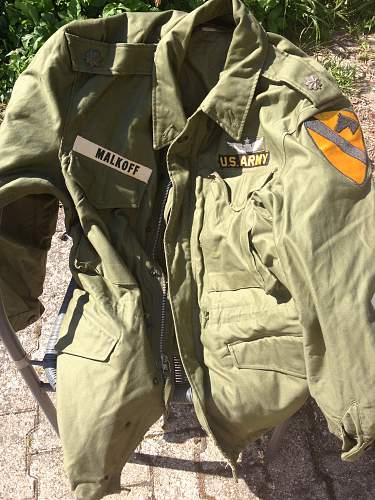 Jacket 1st Cavalry