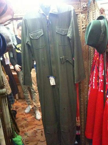 Is this an American ww2 flight suit?