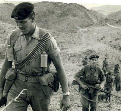 British Khaki Drill Post WWII History