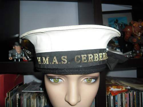What era is this navy uniform from ??