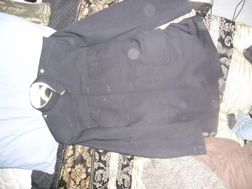 Australian military uniform ordnance officer??