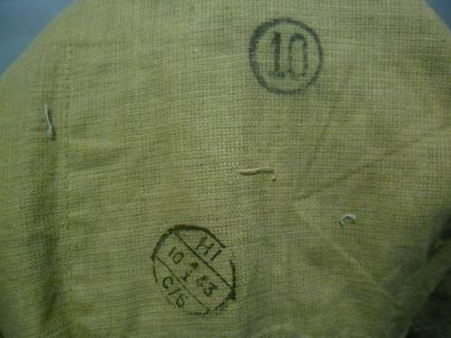 new editions to my collection khaki  battledress's 1943 and 1944