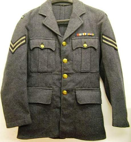 RCAF jacket - original/worth????