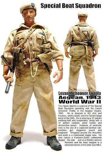 British SBS soldier
