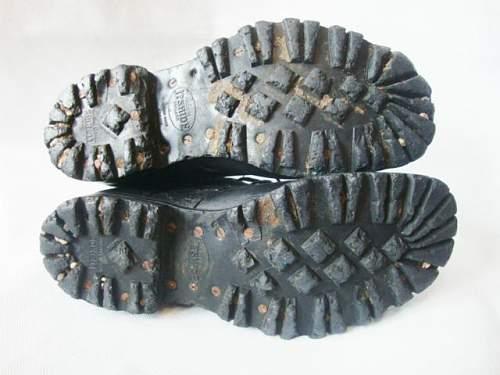 british boots 1945