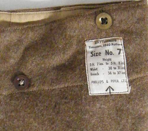 Click image for larger version.  Name:40 pattern bd trousers label.jpg Views:490 Size:180.5 KB ID:590182
