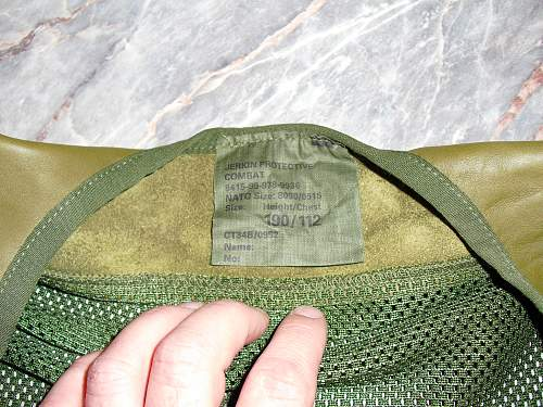 The British Leather Jerkin