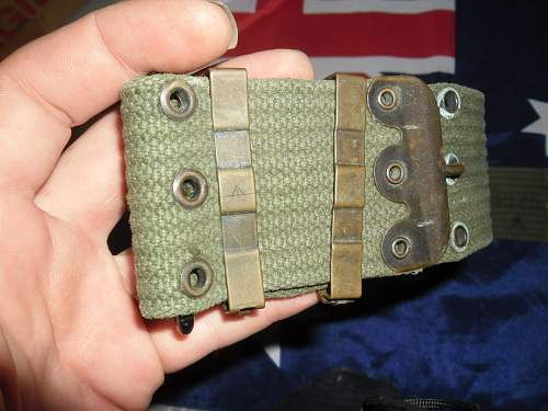 Mitchell pattern camo or early ERDL ??? aparently Vietnam era