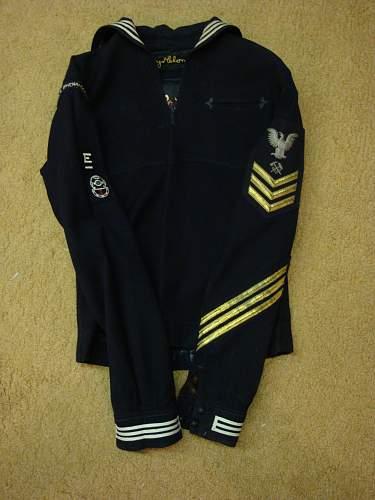 US Navy Jumper